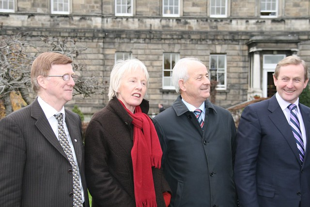 Header of Oireachtas