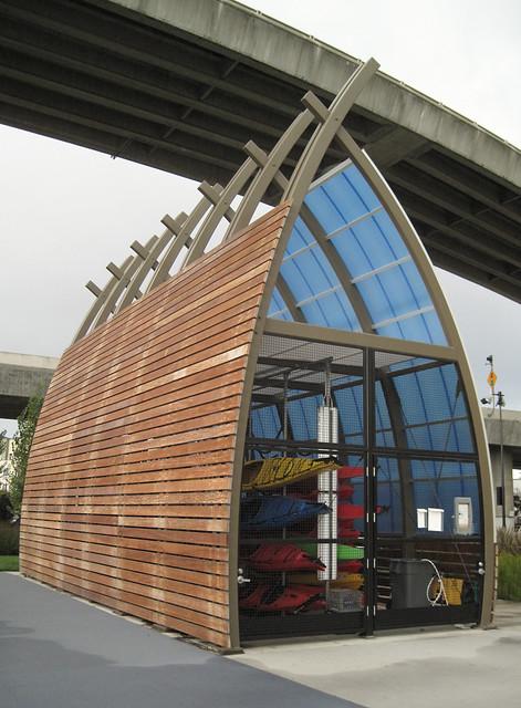Kayak Storage | Flickr - Photo Sharing!