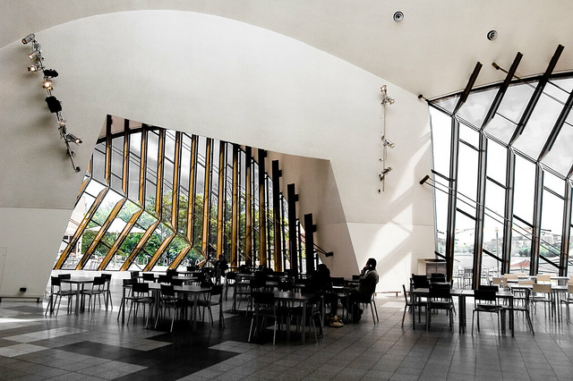 National museum of australia interior national museum of for Architecture firms canberra