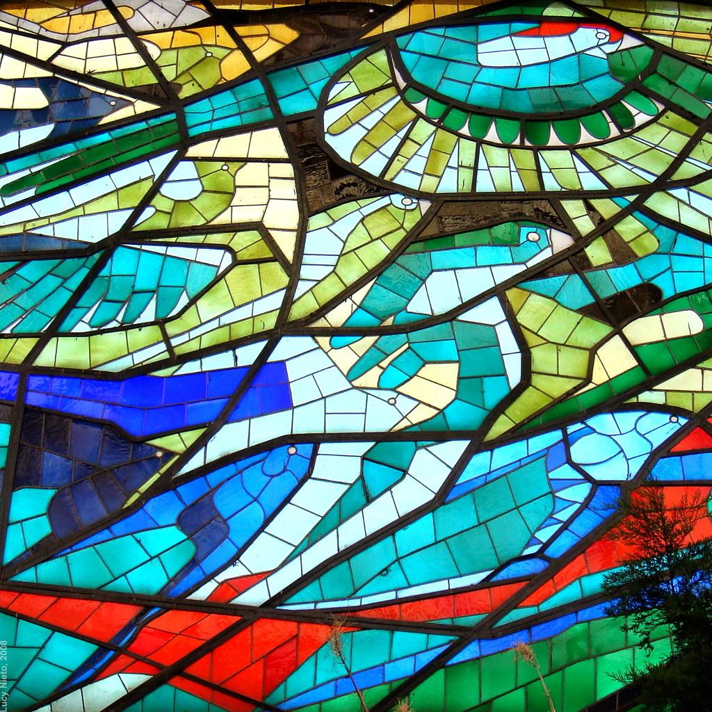 Taller de vitrales y mosaicos en la usfq 31 mayo al 30 - Mosaicos de colores ...