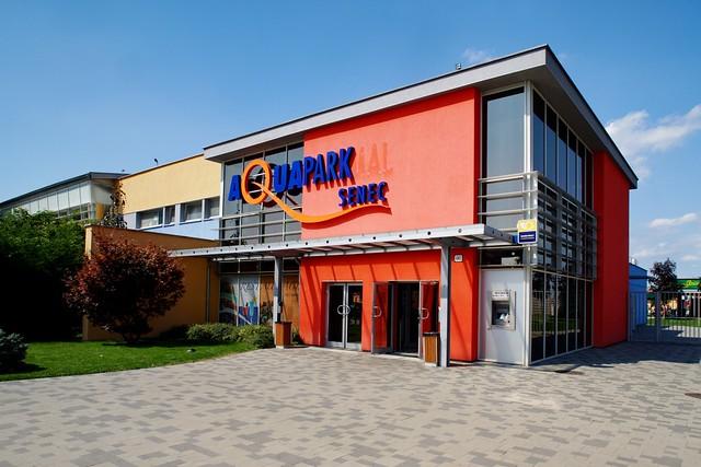 Aquapark Senec, Slovakia