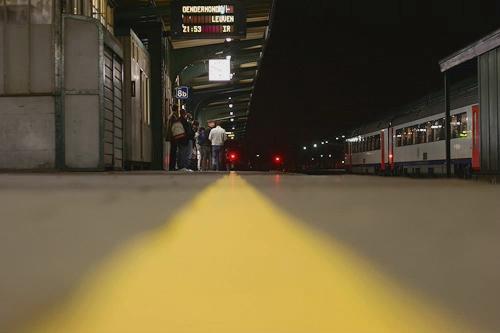 Gent Sint-Pieters - Platform 8b