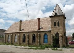 Abandoned Church Del Rio TX