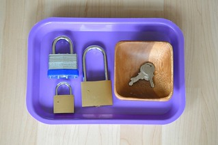 Matching Opening Locks