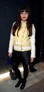 Bip Ling Leather Vest Celebrity Style Women's Fashion
