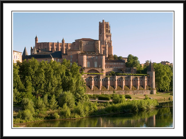 El Palacio de la Berbie y la Catedral de Santa Cecilia