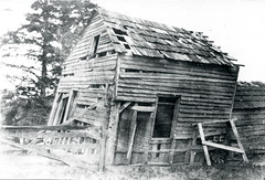Historic Oregon house in 1907