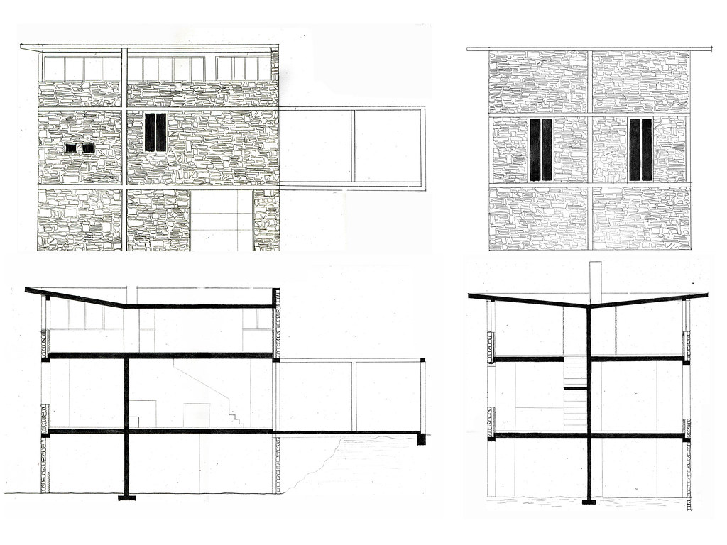 Stone Elevation Drawing : Stone houses italy and stones on pinterest
