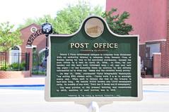 Guthrie - Post office