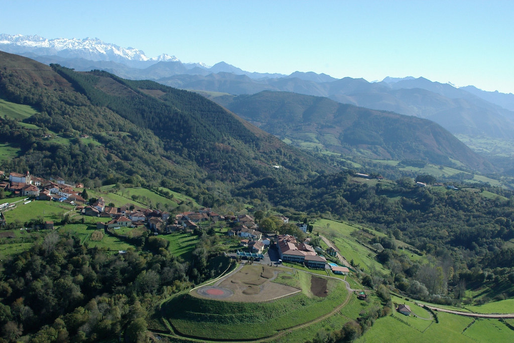 Hostería de Torazo, Torazo, Asturias (Espagne)