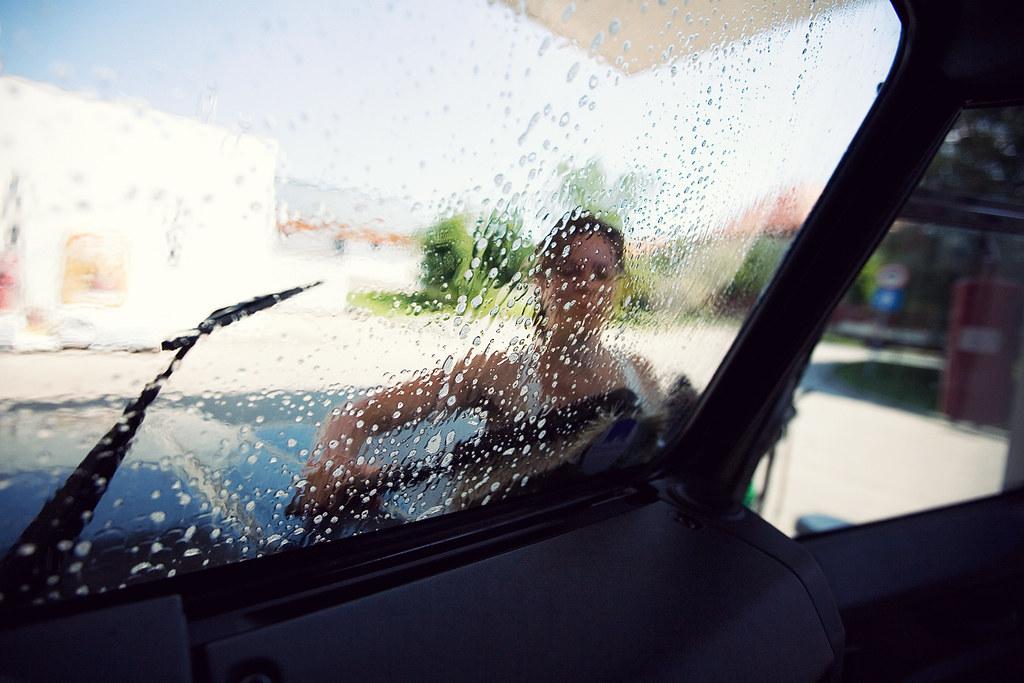 fönstertvätt