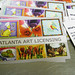 Atlanta Art Licensing Group Postcards by AndyMathis