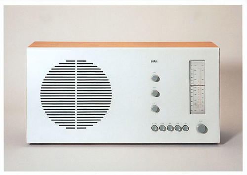 Dieter Rams Radio Flickr Photo Sharing