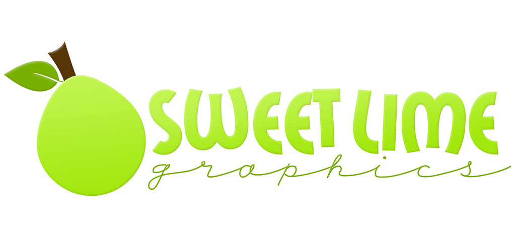 Sweet Lime Graphics Logo