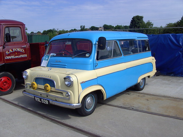1962 Bedford CA Super
