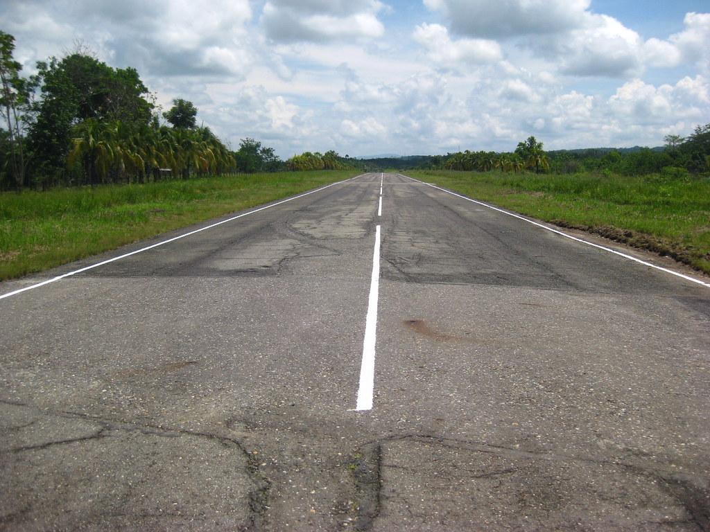 Pablo Escobar's Runway