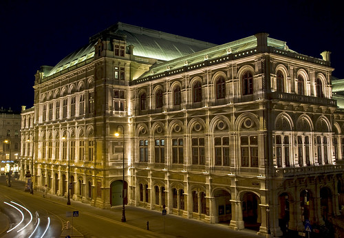 Vienna Opera House by Alida's Photos