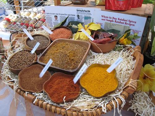 Honolulu Farmer's Market IMG_5490