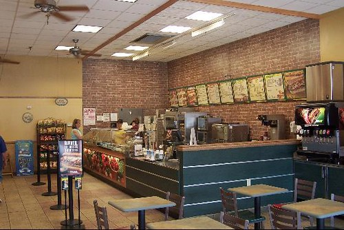 Subway Restaurant Interior, Cuba, New York | Flickr - Photo Sharing!
