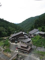 Building from Jigokudani Monkey Park