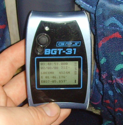 air travel - Do you have a GPS signal on board of a plane