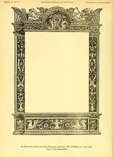 Dise o en la impresi n de libros antiguos taringa - Marcos clasicos para fotos ...