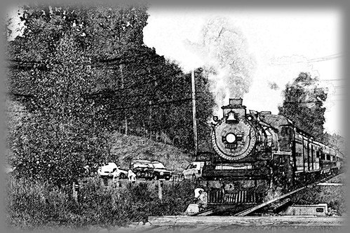 Cuyahoga Valley Steam Engine