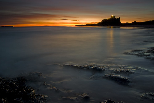 Bamburgh Castle | Sunrise