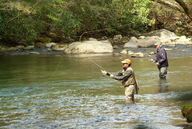 smoky mountain fly fishing flickr photo sharing