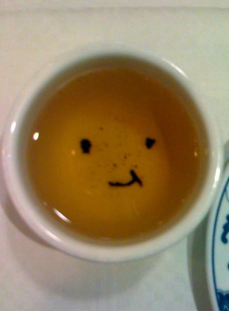 смайлик чай:
