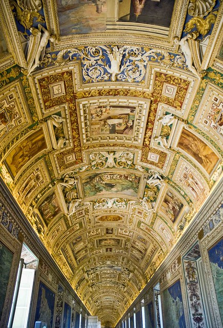 Sistine Chapel Entrance Way...