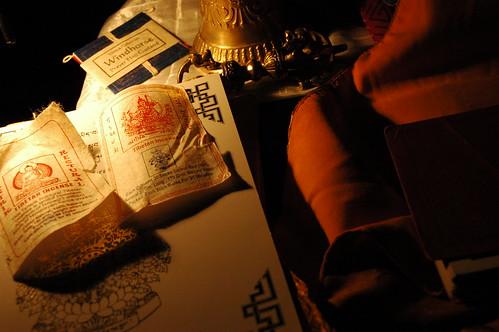 Tibetan Buddhist religious practice by Wonderlane