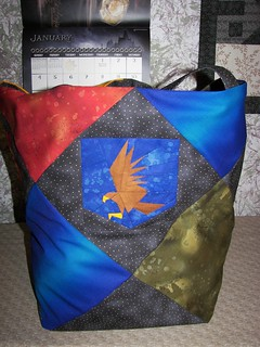 Hogwart's Unity Tote Bag Side 2