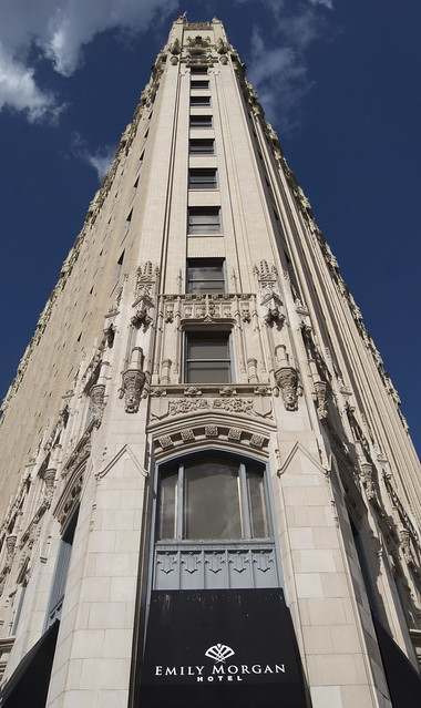 Angle Finder App >> The Emily Morgan Hotel | Flickr - Photo Sharing!