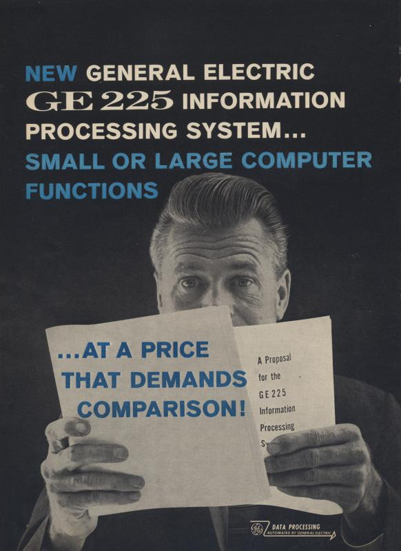 GE Data Processing Ad