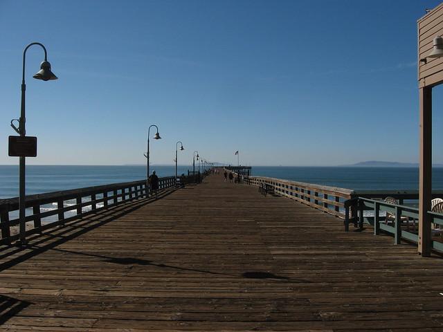 Junipero Beach California Wetter
