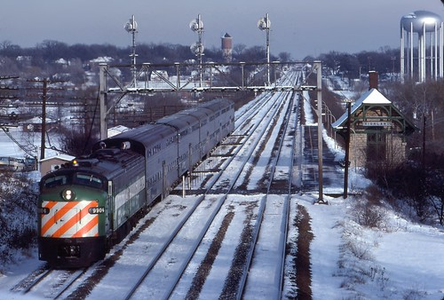 Burlington Northern #9904
