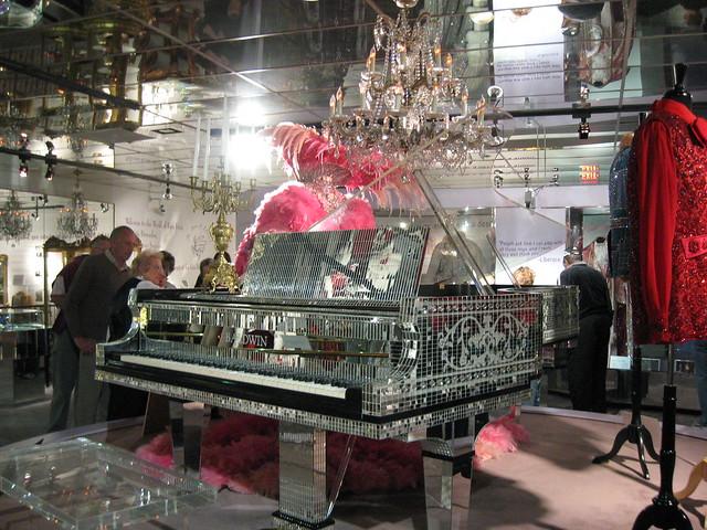 Piano Liberace Museum Las Vegas Explore Beebrisk S