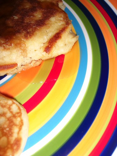 More Pancakes Close Up