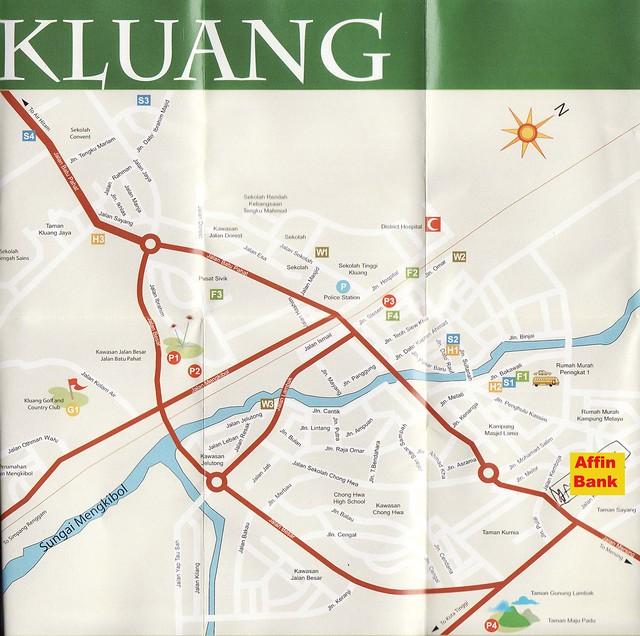 Header of Kluang