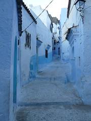 More blue in Chefchaouen