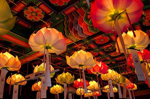 Temple Lanterns