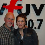 Mary Gauthier at WFUV with John Platt