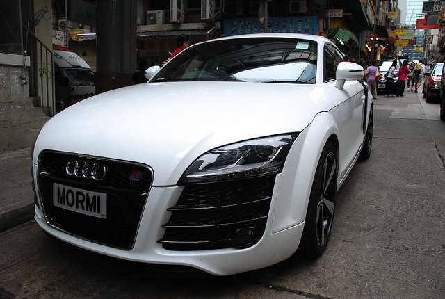 audi tt with niche tuning r8 body kit modded to look like flickr photo sharing. Black Bedroom Furniture Sets. Home Design Ideas