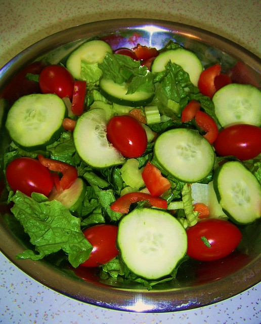 ... like a good salad on Pinterest | Salads, Fruit salads and Chef salad