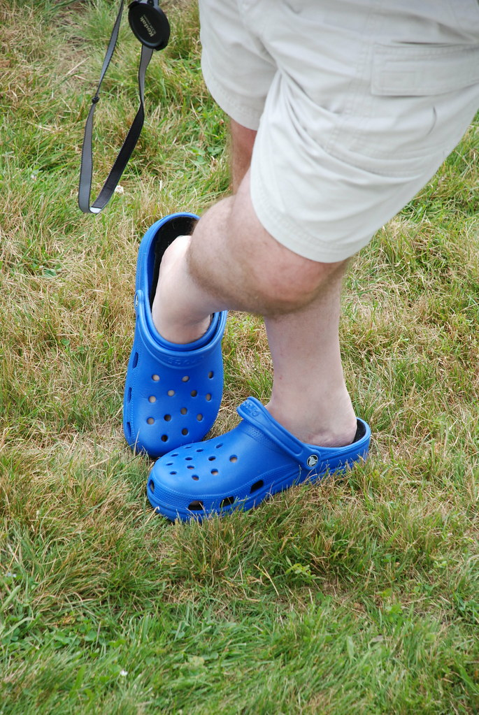 Croc shoc: the latest trend