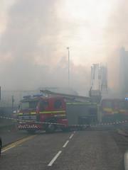 Kilmarnock Fire
