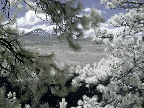 oregon landscape ir lava nikon butte bend jpgmagazine coolpix infrared 5400 jpgmag bendor rosegordon