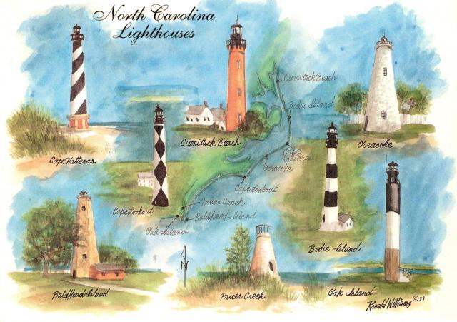 North Carolina  Lighthouses  Flickr  Photo Sharing