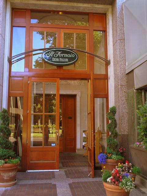 Il Fornaio Restaurant Sacramento 071006 4 Flickr Photo Sharing